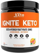 Ignite Keto Keto supplement