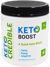 Ketocredible Keto Boost Review