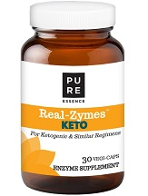 Pure Essence Real-Zymes Keto Review