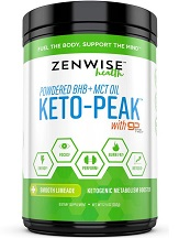 Zenwise Health Powdered Keto-Peak Review