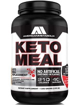 American Metabolix Keto Meal Review