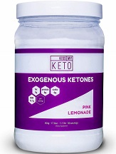 Kiss My Keto Exogenous Ketones for Weight Loss