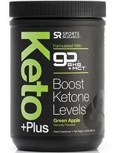 Sports Research Keto+ Plus Review