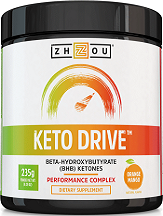 Zhou Keto Drive Review