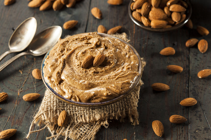 almond butter on a keto diet